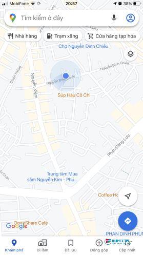 Phòng cho thuê - Có gác Phú Nhuận - Gò Vấp