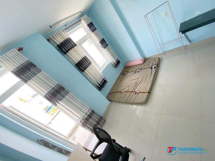 Phòng trọ cho thuê GÒ VẤP - Có ban công thoáng mát - toilet riêng