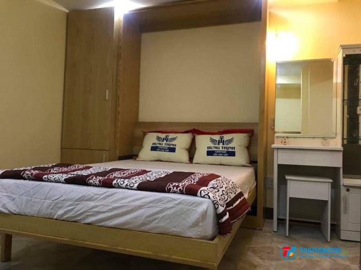 Cho thuê căn hộ mini full nội thất giá rẻ trung tâm Q7