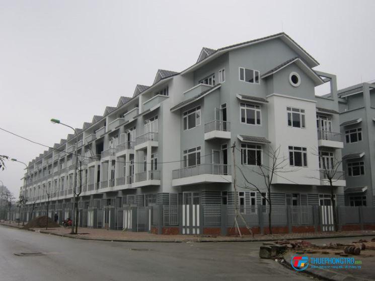 Cho thuê chính chủ nhà liền kề tại khu đô thị mới Vân Canh
