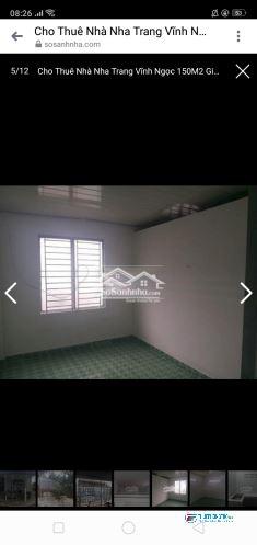 Cho thuê phòng trọ Vĩnh Ngọc Nha Trang Khánh Hòa