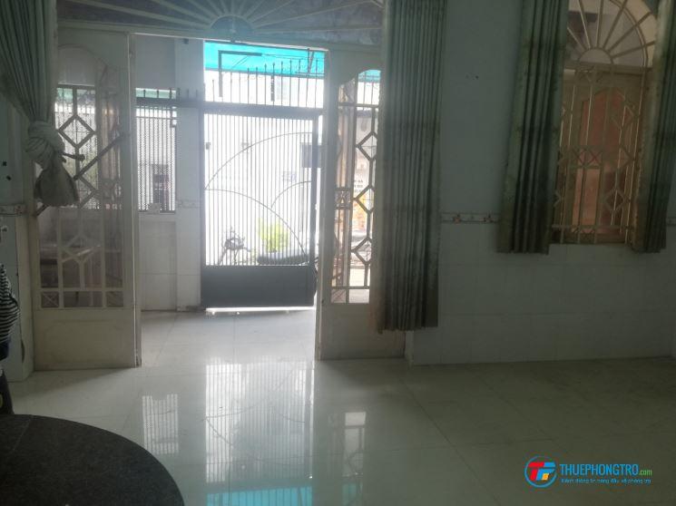 Cho thuê nhà nguyên căn 1 trệt 1 lầu 6x7, vị trí Kinh Doanh, Đường Phạm Văn Chiêu, P9, Gò Vấp