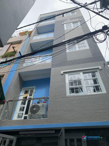 Chính chủ cho thuê phòng trọ hẻm xe hơi ngay chợ Phạm Văn Hai, p3, TB