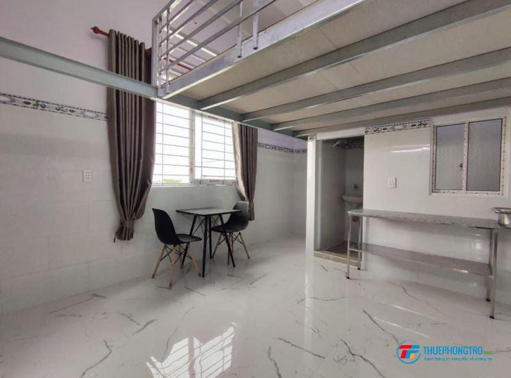 Cho thuê phòng trọ mới 100% gần khu công nghiệp Tân Bình