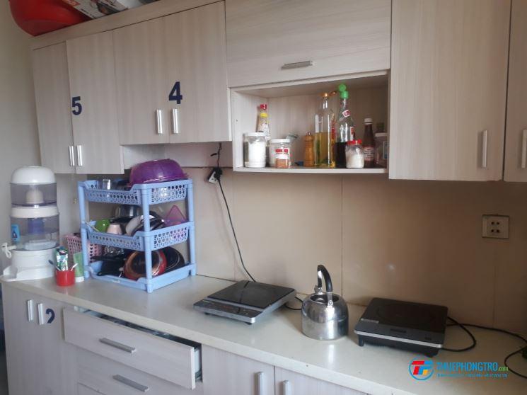 Cho thuê phòng trọ trong chung cư era town q7