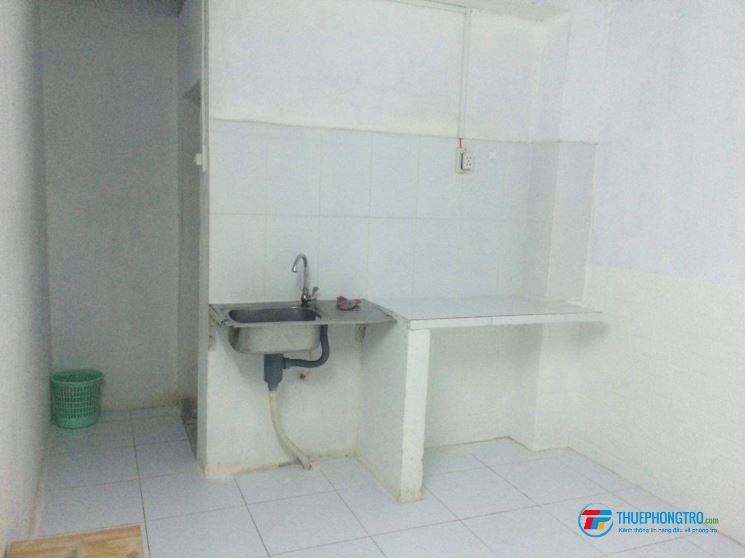 Phòng trọ Ngã 4 Bảy Hiền có toilet và bếp riêng