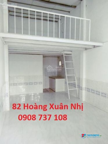 Cho thuê phòng-82 Hoàng Xuân Nhị, Phú Trung, Tân Phú