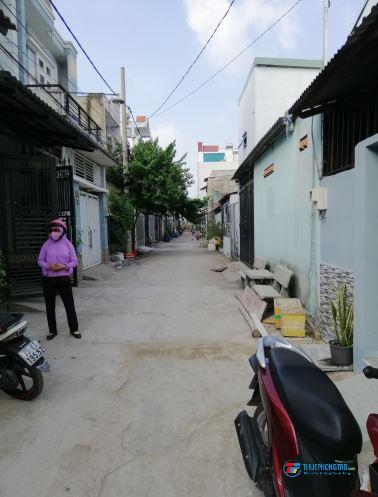 Cho thuê nhà như hình hẻm 177 đường liên khu 4-5