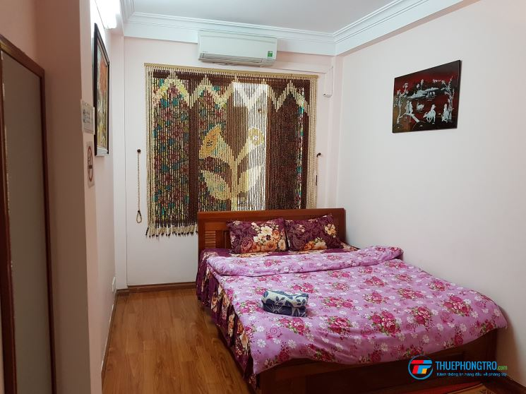 Cho thuê phòng ở Hà Nội lâu dài nằm ngay phố Hàng Nón trung tâm Hoàn Kiếm