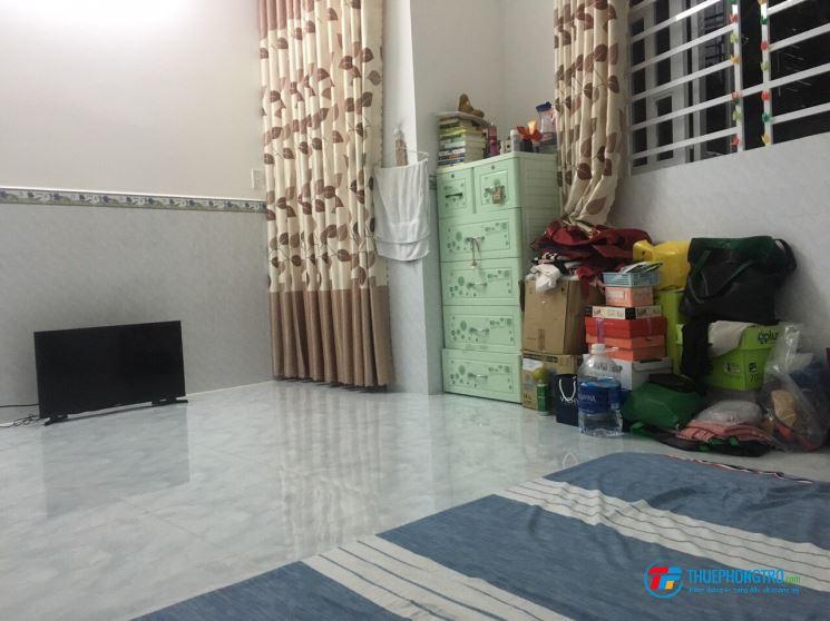 Cho thuê phòng ở ghép Phú Nhuận