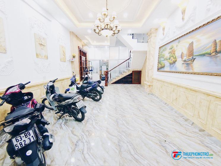 CHDV siêu đẹp cực rộng 40m2 tại 656 Quang Trung (đối điện chợ HHTây)