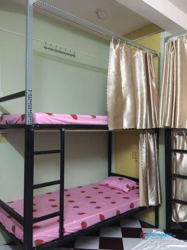 cho thuê ktx giường 2 tầng trọn gói 1tr/tháng sau đh hutech quận bình thạnh