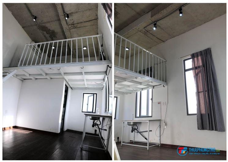 Phòng trọ cao cấp 3 sao - BV 600 giường - Điều hoà- Nóng lạnh - Camera