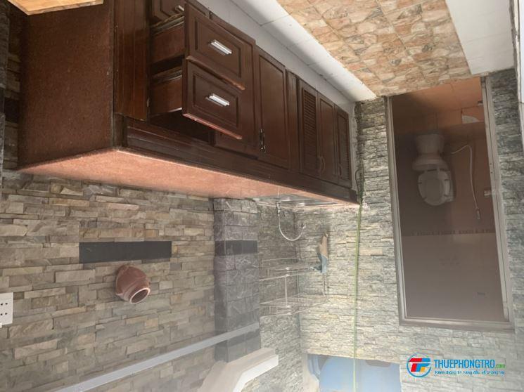 Cho thuê căn hộ mini cao cấp 45m2 Nguyễn Văn Quá, 2PN, full nội thất, giá rẻ nhất thị trường