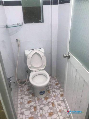 Phòng trọ đẹp mới,gác lững,giờ giấc tự do,wc riêng