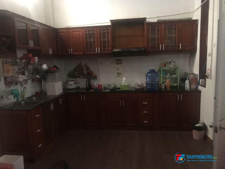Phòng 25 m2 có bếp, yên tĩnh an ninh Đường 17, Linh Tây