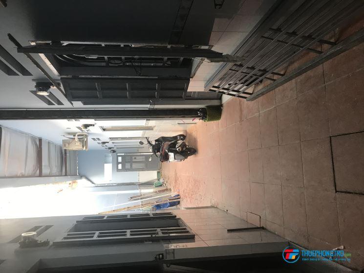 Cho thuê phòng trọ đường Phạm Văn Chiêu, quận Gò Vấp