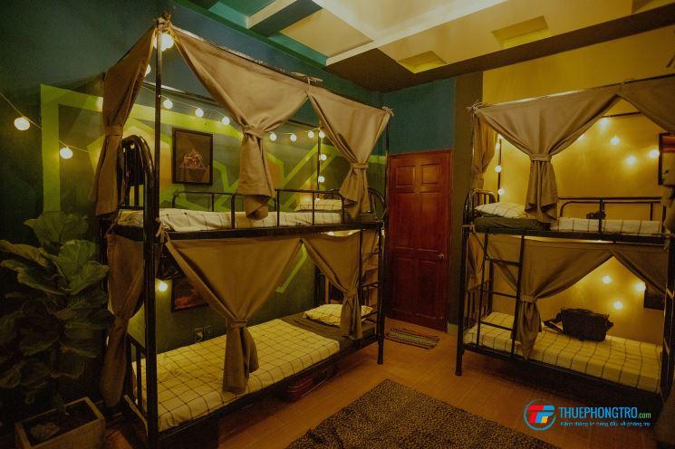 Phòng trọ giường tầng homestay full tiện nghi, Quang Trung, Gò Vấp, giá sinh viên