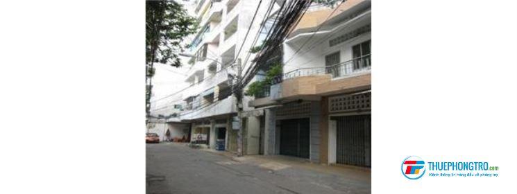 Cho thuê căn hộ cc 234 Phan Văn Trị gần chợ Cây Thị, q. Bình Thạnh