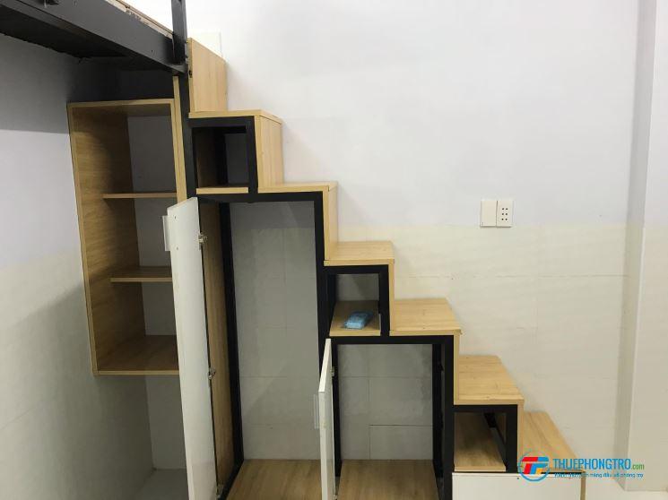 Cho thuê phòng trọ Tân Bình 3tr5 đầy đủ tiện nghi, có thang máy