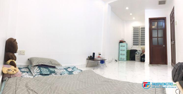 Phòng trọ VIP mới xây trung tâm TP đường Huỳnh Tịnh Của Quận 3 chợ Tân Định