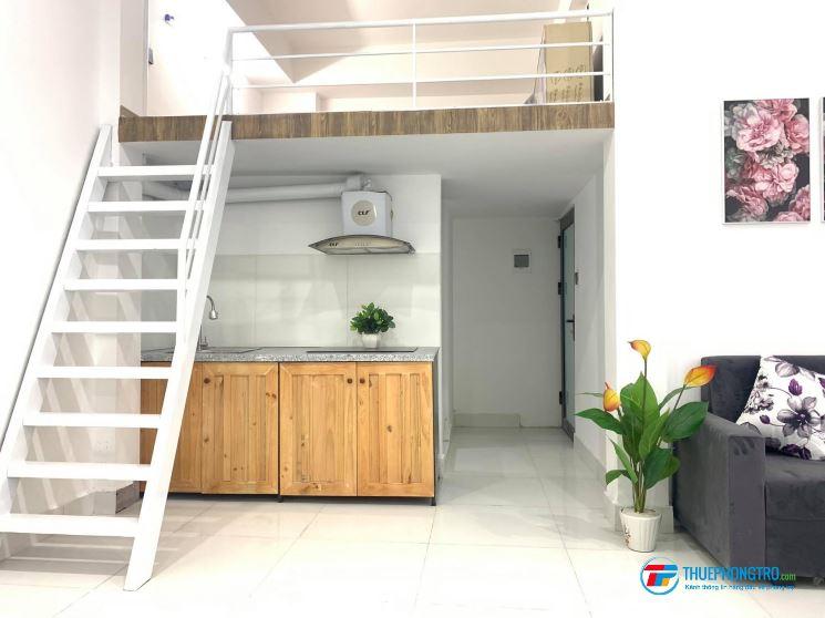 Mình còn chung cư mini mới hoàn thiện full nội thất giá tốt ở Mễ Trì Thượng