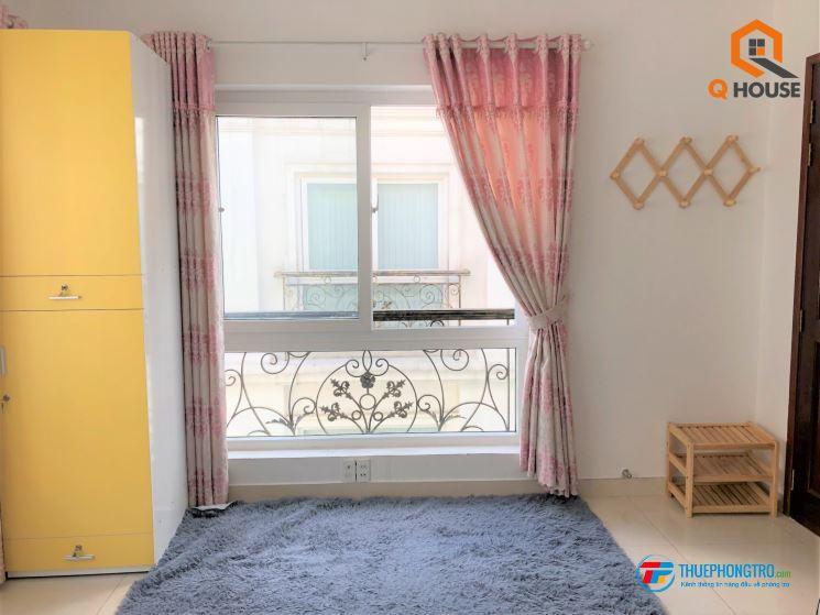 Phòng cho thuê Full Nội thất, 5,5tr/tháng, Ngay trung tâm sân bay.Gò Vấp