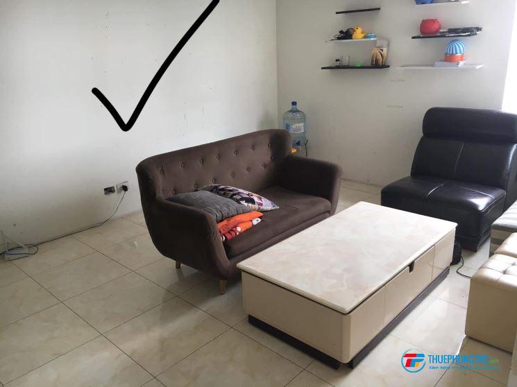 Tìm người ở ghép căn hộ chung cư 52 LĨnh Nam