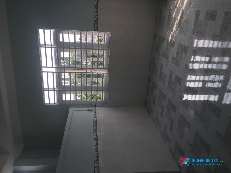 Cho thuê phòng trọ mới xây 100% chính chủ khu vực Tân Bình