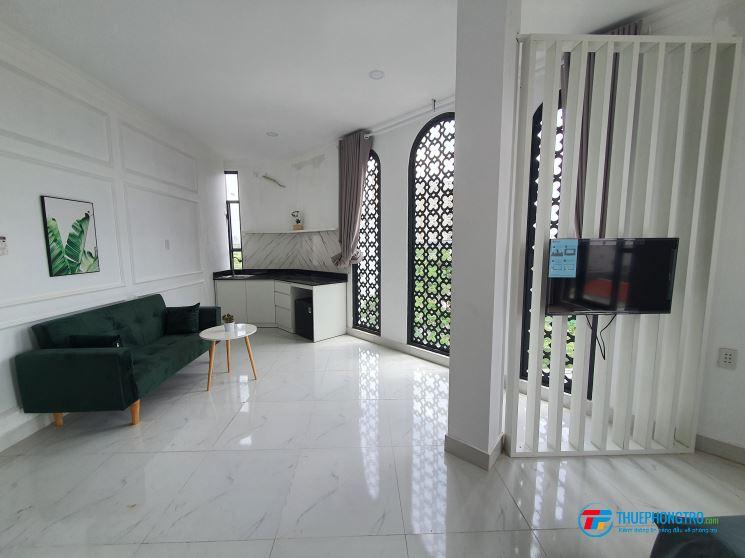 👉Cho thuê căn hộ Studio full Nội Thấp