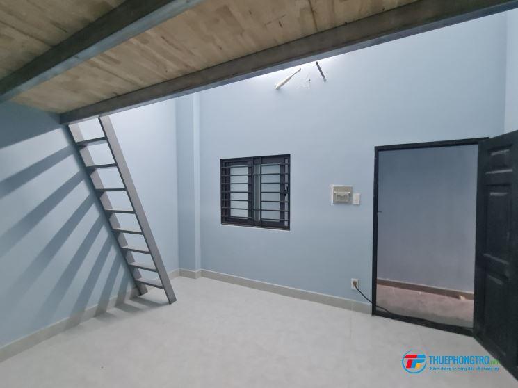 Cho thuê phòng trọ Quận 12 giá rẻ, gần công viên phần mềm Quang Trung, bảo vệ 24/24