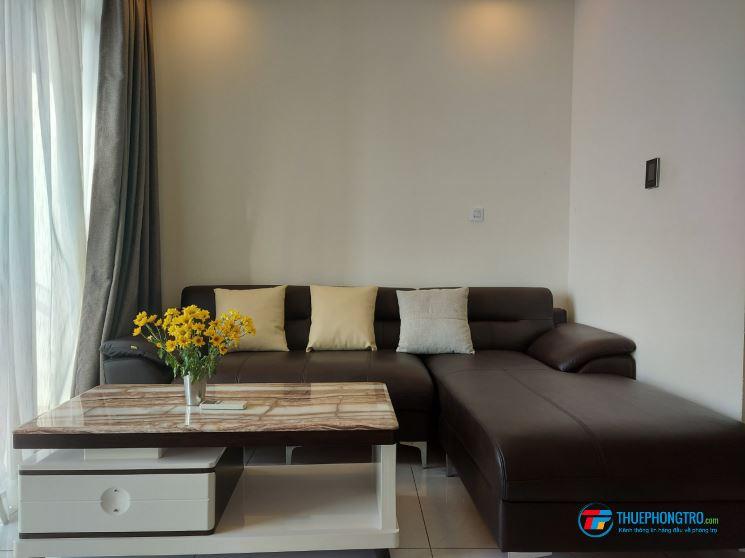 Cho thuê căn hộ Studio - Park6 - Vinhome Central Park - Full nội thất - View đẹp