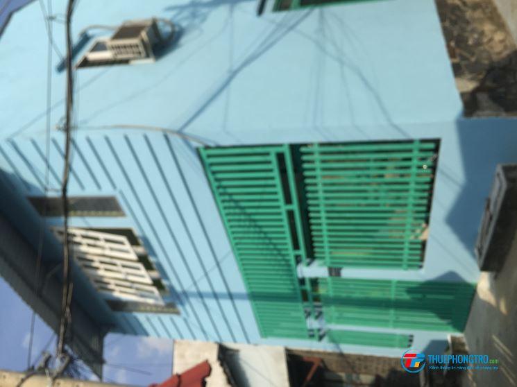 Cho thuê nhà nguyên căn quận Bình Tân 77m2