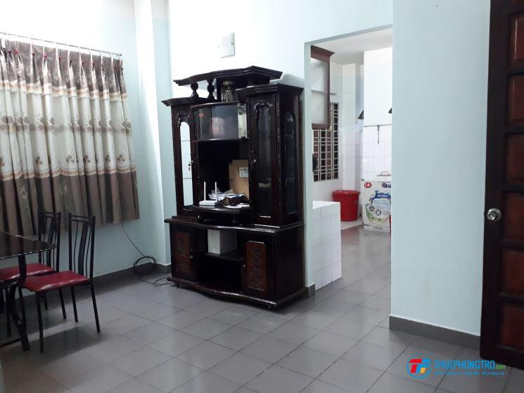 Căn hộ 61 m2, 2 PN, KDC Đồng Diều - Quận 8