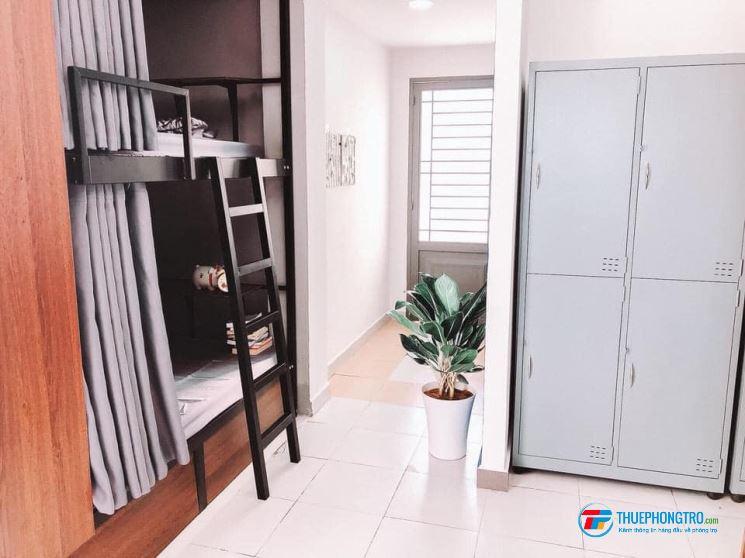 Phòng trọ cao cấp đầy đủ nội thất, giá siêu rẻ