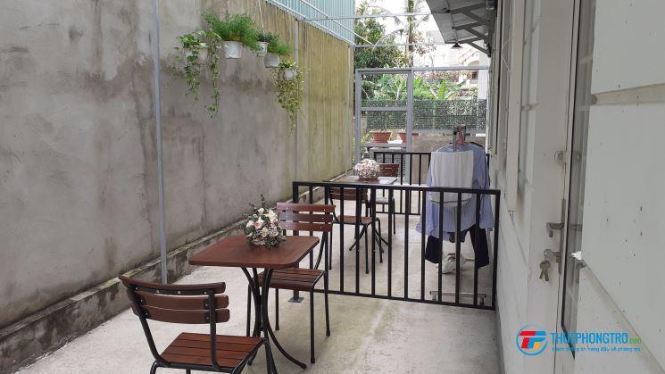 Phòng cho thuê giáp Q7, Phú Mỹ Hưng dạng căn hộ mini, mới xây, cao cấp giá rẻ