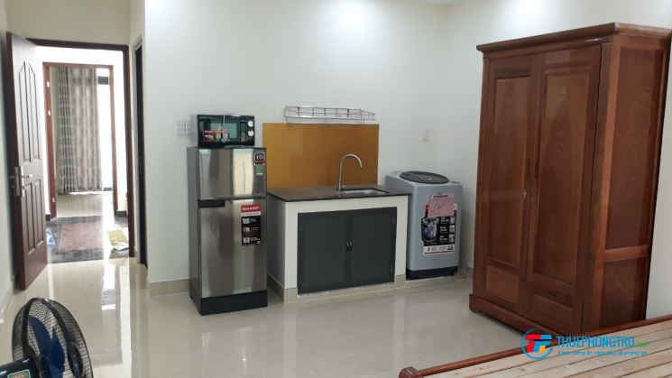 Phòng cho nữ thuê 28m2 đầy đủ nội thất, ngay chủ cho thuê