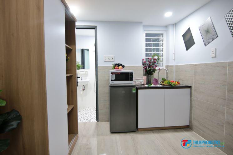 🔴Chính chủ cho thuê phòng Studio full NT cao cấp tại 363 Đinh Bộ Lĩnh - Bình Thạnh