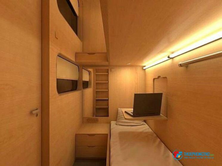 Sweet Sleepbox 2,2tr không gian ngủ như nhà của Bạn
