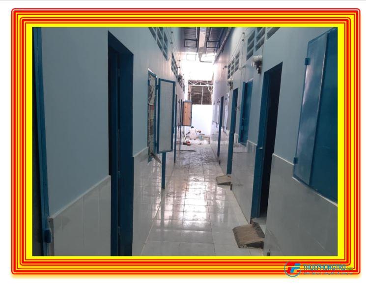Phòng trọ cao cấp, 25m2, có gác lững, bếp nấu ăn, an ninh, mới 100%, rất thoáng mát