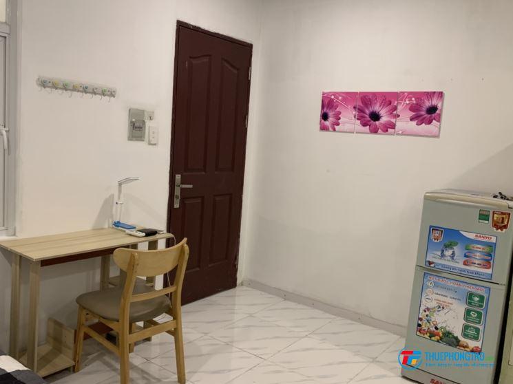 3,7 Tr/Tháng Full Nội Thất Trung Tâm Quận 1 Ngay Chợ Tân Định,Đối diện BIDV