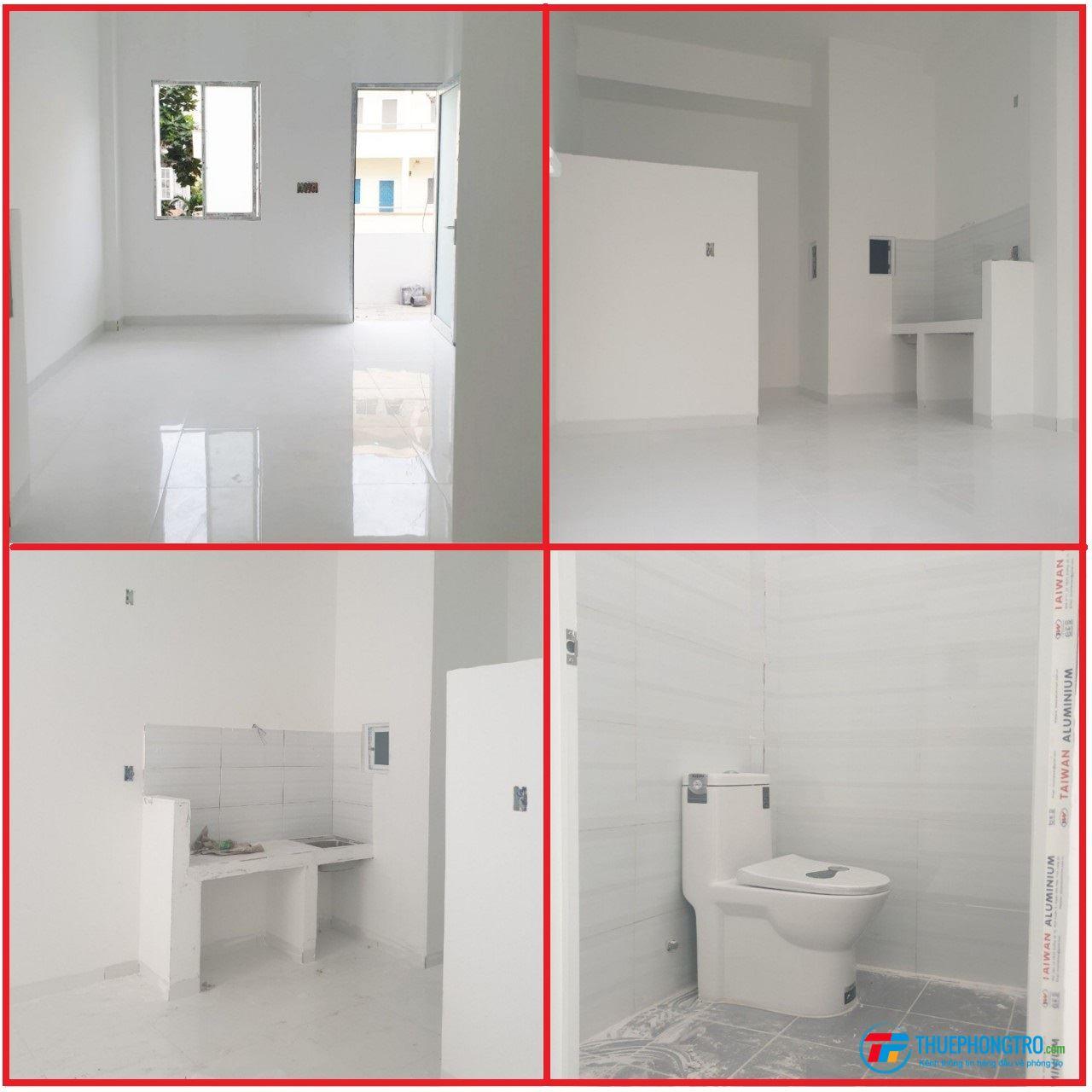 Phòng mới 100% Rộng, Sạch, Đẹp, An ninh, Yên tĩnh (Giá rẻ)
