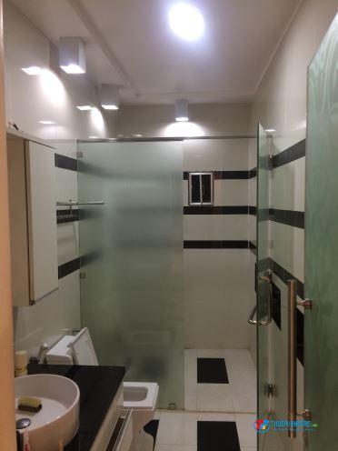 phòng trọ tiện nghi ngay trung tâm Q4 có phòng dt 50m