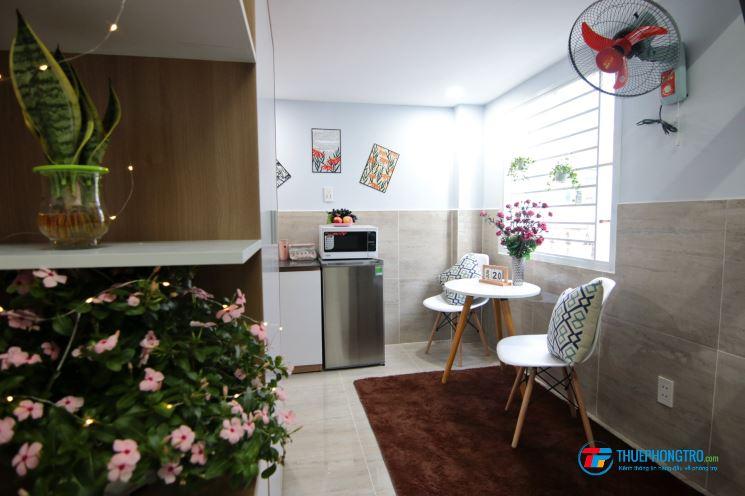 🔴🔴Cho thuê phòng Studio cao cấp đầy đủ tiện nghi trung tâm Quận Bình Thạnh