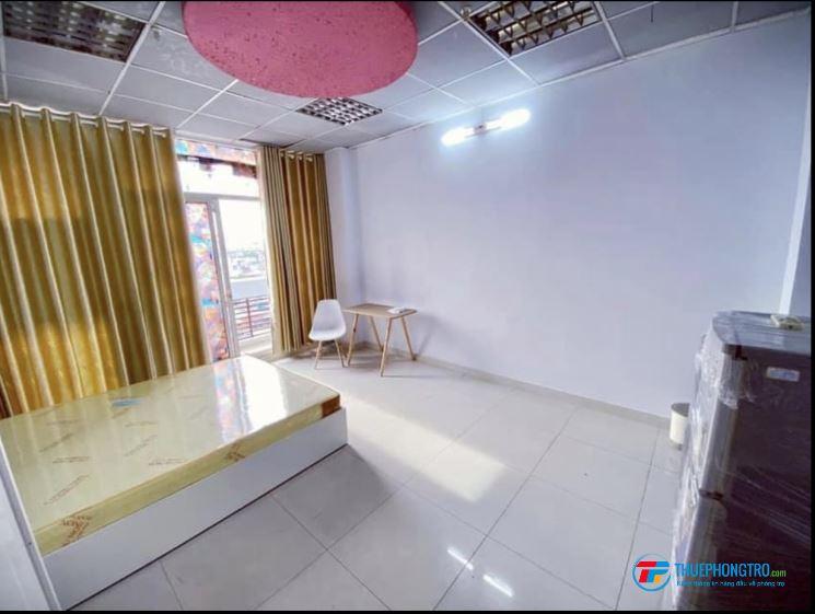 Cho thuê CHDV quận Tân Bình- Nội thất cơ bản hoặc full nội thất