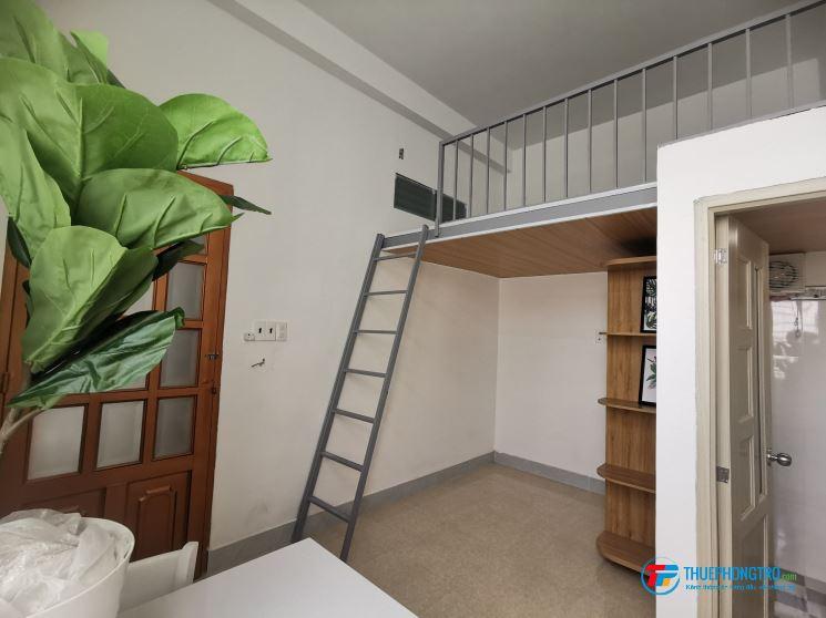 Phòng Trọ  30m2 có gác + Cửa sổ, Phan Huy Ích, Tân Bình-Gò Vấp 3.6 tr, full nội thất