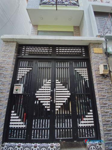 Phòng trọ KTX cao cấp đầy đủ tiện nghi tại Quận 4