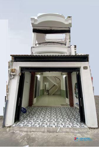 Cho thuê giá tốt Nhà hẻm 231/xx Dương Bá Trạc. DT: 4 x 20m, có 1 Lầu. Giá 8.5tr/tháng
