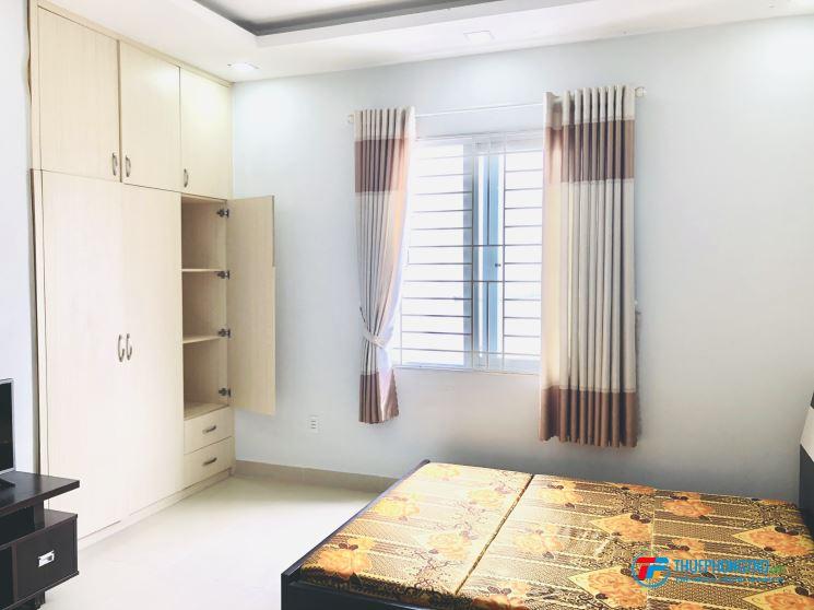 Phòng trọ  Bình Thạnh đường điện biên phủ full nội thất