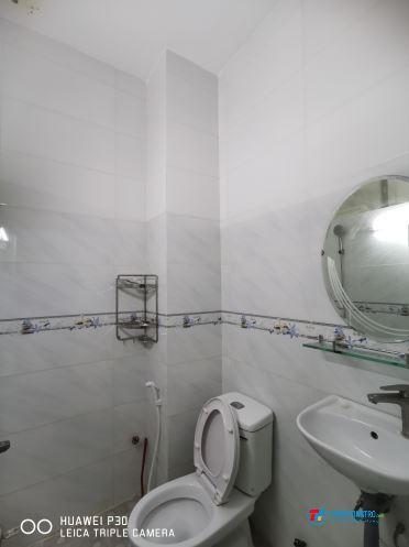 Phòng trọ 20m2, full nội thất,  chợ Cầu, Quang Trung, 2.8 tr